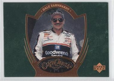 1997 Upper Deck Road to the Cup [???] #CQ3 - Dale Earnhardt