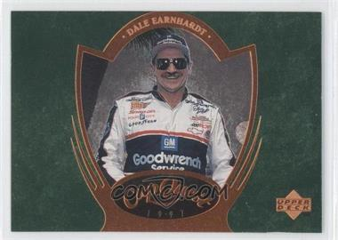 1997 Upper Deck Road to the Cup Cup Quest #CQ3 - Dale Earnhardt