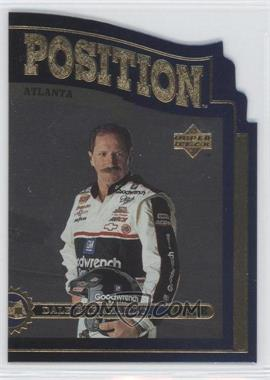 1997 Upper Deck Road to the Cup Premiere Position #PP4 - Dale Earnhardt