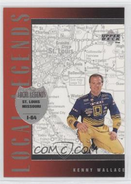 1997 Upper Deck #116 - Kenny Wallace