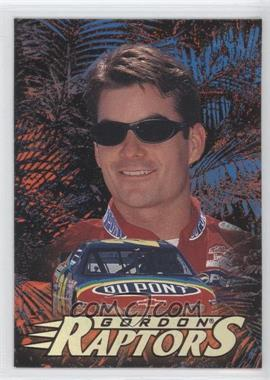 1997 Wheels Jurrasic Park Raptors #R2 - Jeff Gordon