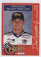 Winner's Circle - Dale Earnhardt Jr.