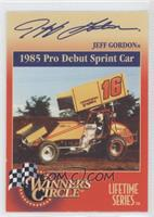 Winner's Circle Lifetime Series - Jeff Gordon's Sprint Car