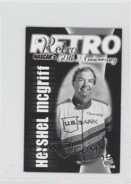 1998 Press Pass [???] #146 - Hershel Mcgriff
