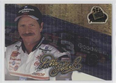 1998 Press Pass Premium [???] #32 - Dale Earnhardt