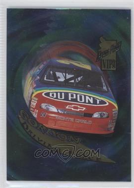 1998 Press Pass VIP - Driving Force #DF 7 - Jeff Gordon
