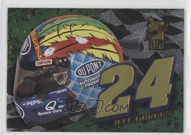1998 Press Pass VIP - Head Gear #HG 4 - Jeff Gordon