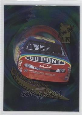 1998 Press Pass VIP [???] #DF7 - Jeff Gordon