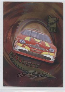 1998 Press Pass VIP Driving Force #DF 6 - Bill Elliott