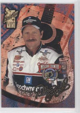 1998 Press Pass VIP NASCAR Country #NC 1 - Dale Earnhardt