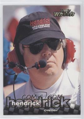 1998 Wheels - [Base] #79 - Rick Hendrick