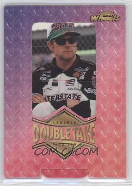 1998 Wheels Double Take #DT 6 - Bobby Labonte