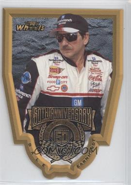 1998 Wheels NASCAR 50th Anniversary Die-Cuts #A3 - Dale Earnhardt