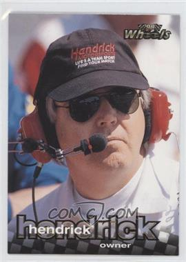 1998 Wheels #79 - Rick Hendrick