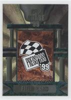 Cup Chase 99 Field Card
