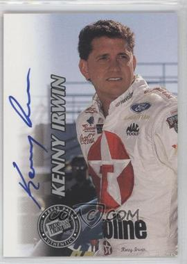 1999 Press Pass Autographs #7 - Kenny Irwin Jr.