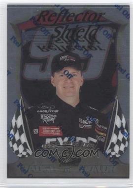 1999 Press Pass Premium - Badge of Honor - Reflectors #BH16 - Jeff Burton /1350