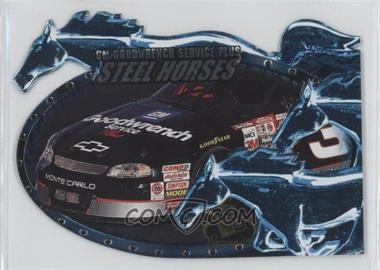 1999 Press Pass Premium [???] #SH2 - Dale Earnhardt