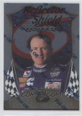 1999 Press Pass Premium Badge of Honor Reflectors #BH5 - Mark Martin /1350
