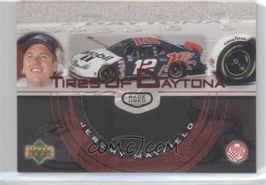 1999 Upper Deck Road to the Cup - Tires of Daytona #T3 - Jeremy Mayfield