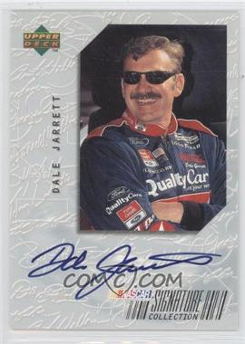 1999 Upper Deck Road to the Cup Signature Collection #DJ - Dale Jarrett