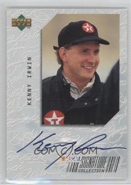 1999 Upper Deck Victory Circle Signature Collection #KI - Kenny Irwin
