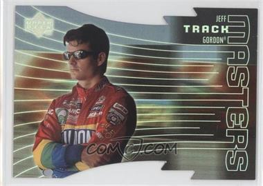 1999 Upper Deck Victory Circle Track Masters #TM1 - Jeff Gordon