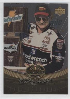 1999 Upper Deck Victory Circle Victory Circle #V1 - Dale Earnhardt