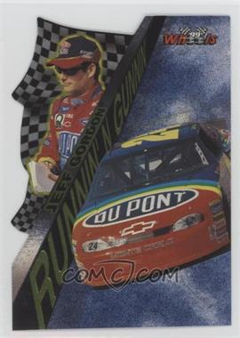 1999 Wheels - Runnin' N Gunnin' - Foil #RG 9 - Jeff Gordon