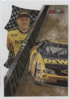 1999 Wheels Runnin' N Gunnin' Foil #RG 23 - Matt Kenseth
