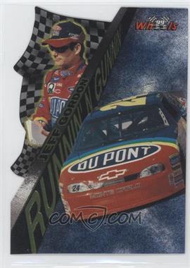 1999 Wheels Runnin' N Gunnin' Foil #RG 9 - Jeff Gordon