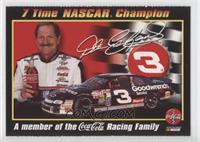 7 Time NASCAR Champion (Dale Earnhardt)
