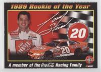 1999 Rookie of the Year (Tony Stewart)