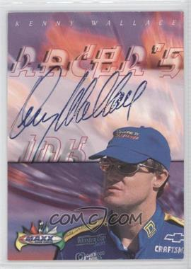 2000 Maxx Racer's Ink Autographs #KW - Kenny Wallace