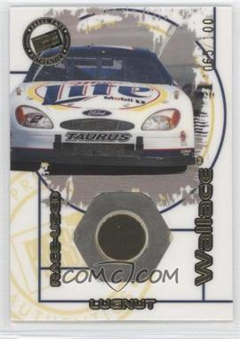2000 Press Pass Optima Race-Used Lugnuts Car #LC 14 - Rusty Wallace /100