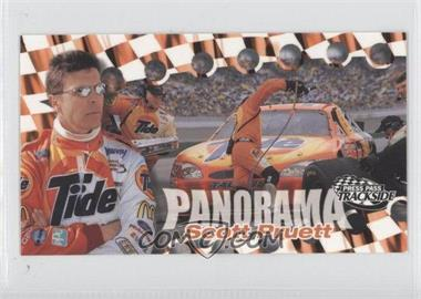 2000 Press Pass Trackside Panorama #P16 - Scott Pruett