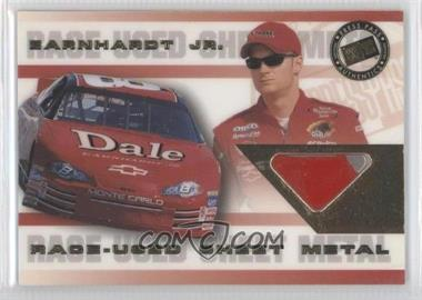 2000 Press Pass VIP Race-Used Sheet Metal #SM 7 - Dale Earnhardt Jr. /200
