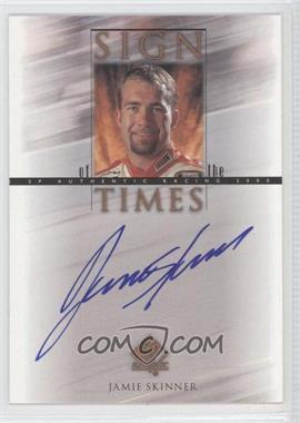 2000 SP Authentic Sign of the Times #JS - Jamie Skinner