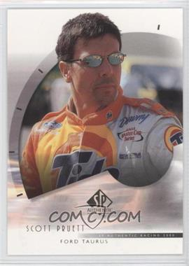 2000 SP Authentic #35 - Scott Pruett