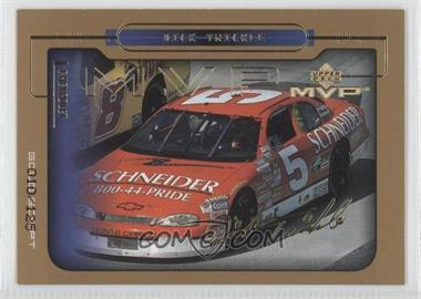 2000 Upper Deck MVP Gold Script #50 - Dick Trickle /125