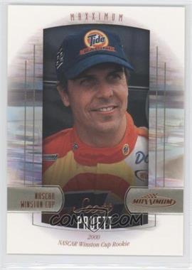 2000 Upper Deck Maxximum [???] #34 - Scott Pruett