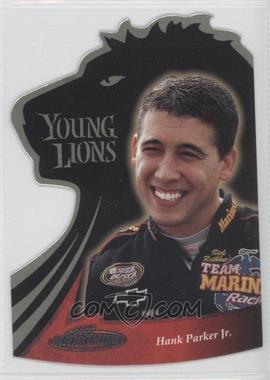 2000 Upper Deck Maxximum Young Lions #YL7 - Hank Parker Jr.