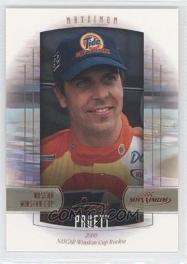 2000 Upper Deck Maxximum #34 - Scott Pruett