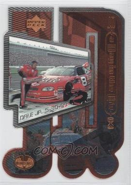 2000 Upper Deck Victory Circle A Day in the Life #JR 4 - Dale Earnhardt Jr.