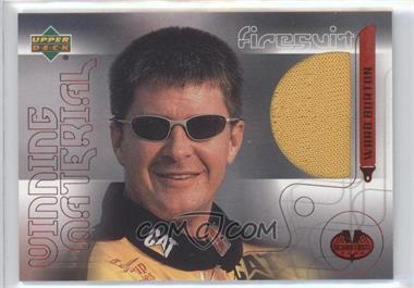 2000 Upper Deck Victory Circle Winning Materials Firesuit #WM FS-WB - Ward Burton