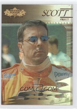 2000 Upper Deck #34 - Scott Pruett