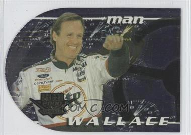 2000 Wheels High Gear Man & Machine Drivers #MM 3A - Rusty Wallace