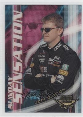 2000 Wheels High Gear Sunday Sensation #SS 5 - Jeff Burton