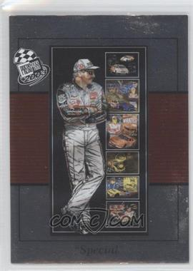 2001-03 Press Pass Multi-Product Insert Dale Earnhardt #DE90 - Dale Earnhardt
