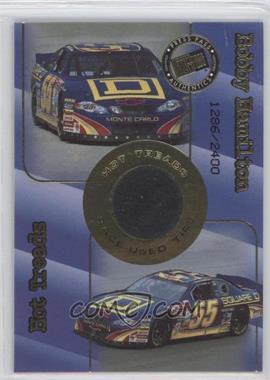 2001 Press Pass - Hot Treads #HT 20 - Bobby Hamilton /2400